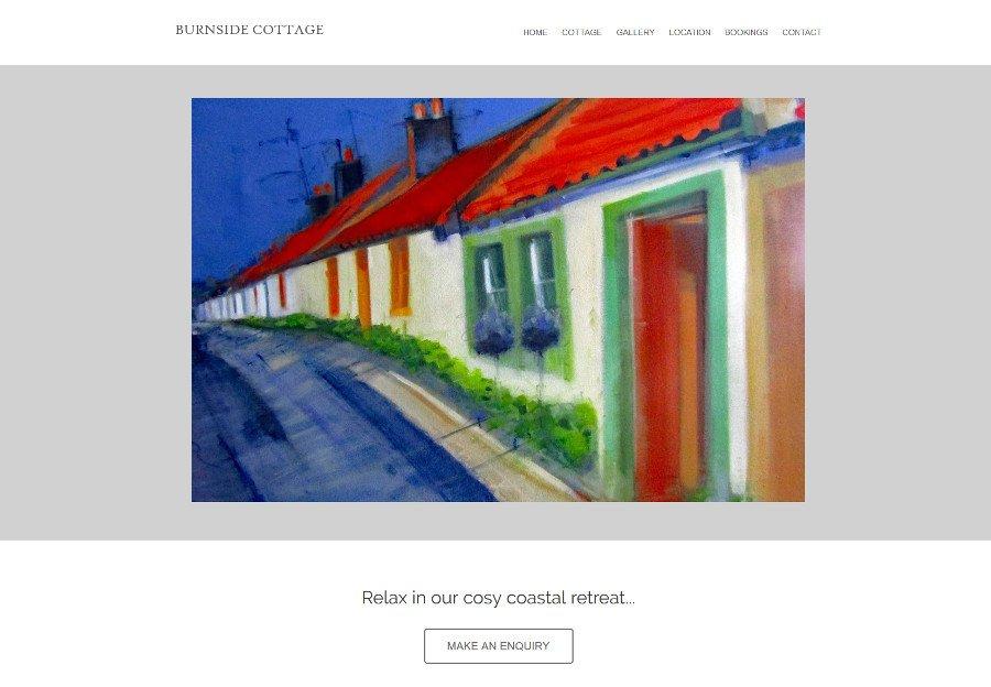 Burnside web design