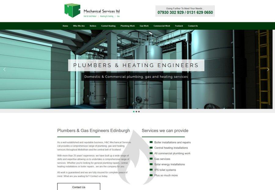 HAC web design