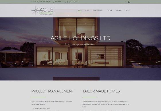 Agile web design