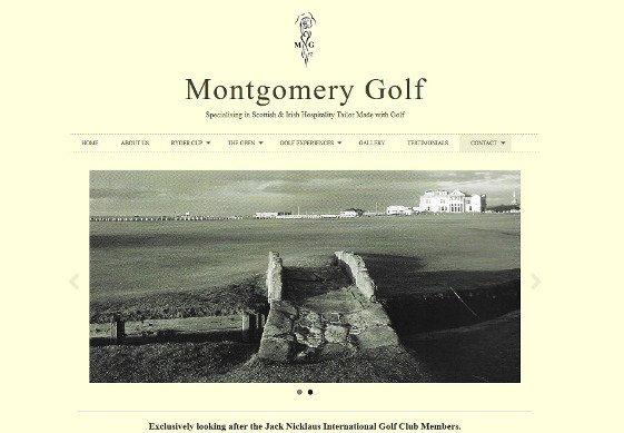 Montgomery web design