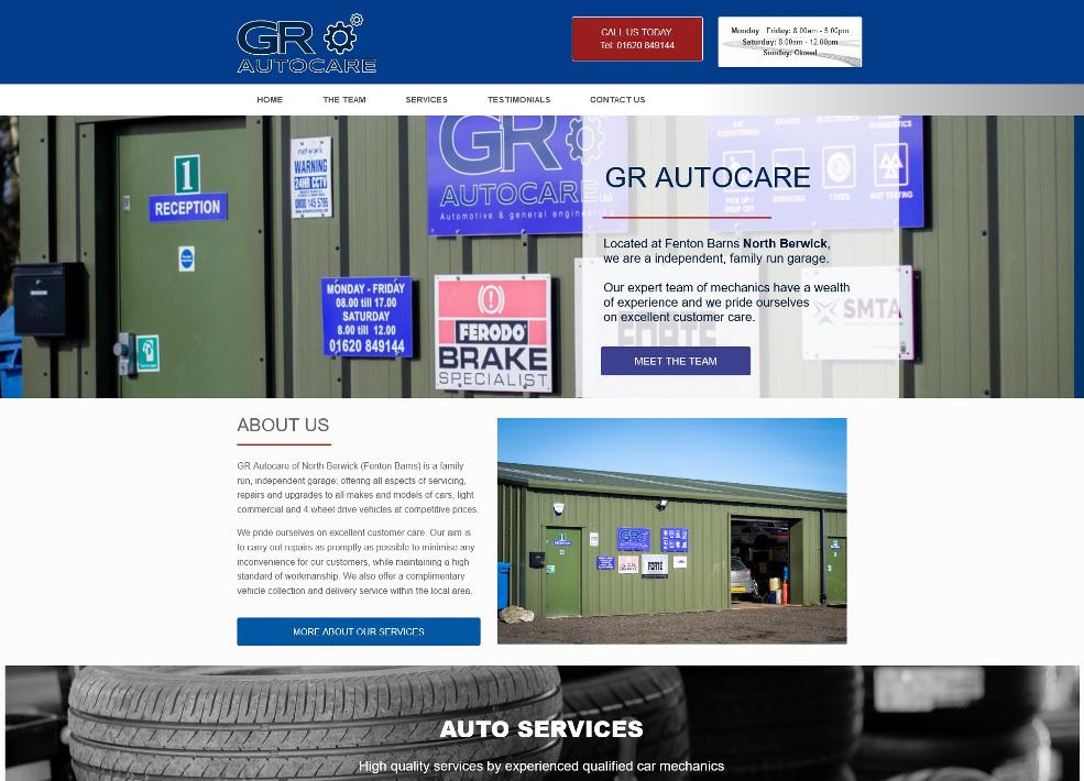GR Autocare